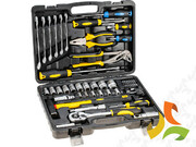 Zestaw narzędzi Topex 38D224 1/4