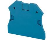 Pokrywa końcowa, 2,2mm niebieska śrubowa NSYTRAC22BL SCHNEIDER ELECTRIC