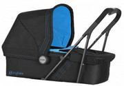 Cybex Callisto - gondola do wózka | Electric Blue 512210001 Cybex Gold