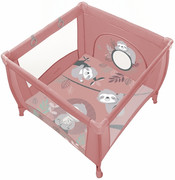 Baby Design Play UP - kojec z uchwytami do nauki wstawania | 08 Pink 2020 D5A7-345E9 Baby Design