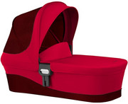 Cybex Cot M - gondola do wózka Balios M, Iris, Eternis, Agis | Rebel Red 518000617 Cybex Gold