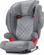 Recaro Monza Nova 2 Seatfix - fotelik samochodowy   Aluminium Grey 6151.21503.66 Recaro
