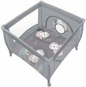 Baby Design Play UP - kojec z uchwytami do nauki wstawania | 07 Light Grey 2020 D3CE-4697E Baby Design