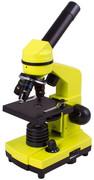 Levenhuk Rainbow 2L - mikroskop | Lime 119357 Levenhuk