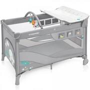 Baby Design Dream - kojec, łóżeczko turystyczne + przewijak | 07a 6DED-229EA Baby Design