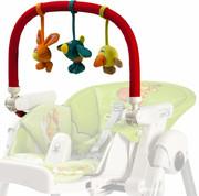 Peg Perego Play Bar - pałąk z zabawkami do krzesełka 2BE3-55129 Peg Perego