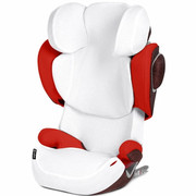 Cybex Summercover - pokrowiec letni frotte do fotelika Solution Z-Fix 518001002 Cybex Platinium