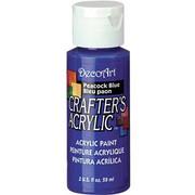 Farba akrylowa Crafter`s Acrylic 59 ml- niebieska - NIE DecoArt