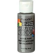 Farba akrylowa Crafter`s Acrylic 59 ml- deszczowa chmura - DESCHM DecoArt