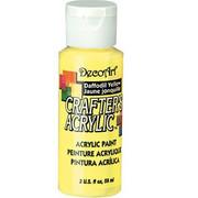 Farba akrylowa Crafter`s Acrylic 59 ml- żonkilowa - ŻNK DecoArt