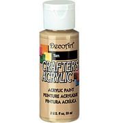 Farba akrylowa Crafter`s Acrylic 59 ml - beżowa - BEŻO DecoArt