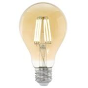 EGLO Żarówka LED w stylu vintage, E27, A75 Amber 11555 EGLO 11555