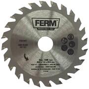 FERM Tarcza precyzyjna do pilarki, 24T TCT, 85 mm, CSA1047 FERM CSA1047