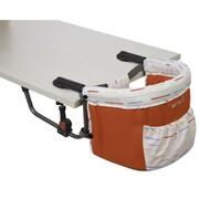 Safety 1st Krzesełko mocowane do stołu Smart Lunch Red lines Safety 1st 2728260000