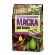 """Fitokosmetik - """"Organic Oil"""" – maska do wszystkich rodzajów włosów 3X30ml– szybka regeneracja - organiczne oleje makadamia i awokado, olej z pestek grejpfruta, ekstrakt bambusa (bez parabenów, silikonów i PEG)"""