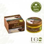 EO Laboratorie - Maska do włosów - aktywator wzrostu 250 ml - organiczne masło shea, ekstrakt orzecha mydlanego, masło kakaowe (bez parabenów i silikonów)