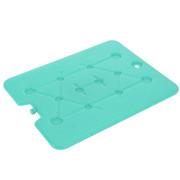 Wkład chłodzący do torby termicznej, duży, 32 x 25 cm, kolor zielony - zielony EH Excellent Houseware