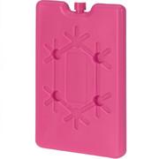 Wkład chłodzący do lodówki turystycznej, 2 sztuki, kolor różowy - różowy EH Excellent Houseware
