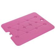 Wkład chłodzący do torby termicznej, duży, 32 x 25 cm, kolor różowy - różowy EH Excellent Houseware