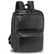 Plecak skórzany czarny BURTON A4 BAGINC