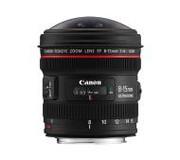 Obiektyw Canon EF 8-15 mm f/4L Fisheye USM