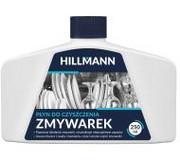 HILLMANN Płyn do czyszczenia zmywarek 250 ml AGDZM01 AGDZM01 250 ML HILLMANN