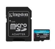 Kingston microSD Canvas Go Plus 256GB 170/90MB/S U3 SDCG3/256GB