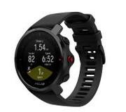 Zegarek sportowy z GPS Polar Grit X czarny - zdjęcie 1