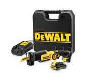 Akumulatorowa piła szablasta DeWalt DCS310D2