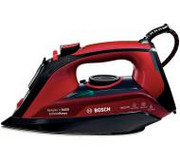 Żelazko Bosch Sensixx'x DA50 EditionRosso TDA503011P - zdjęcie 2