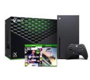 Xbox Series X + FIFA 21 + Forza Horizon 3 Xbox Series X + 2 gry Microsoft