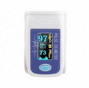 Pulsoksymetr palcowy Monitor pulsu DELUNE 630538