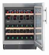 Chłodziarka do wina ze strefami temperatur Liebherr UWTes1672 winiarka