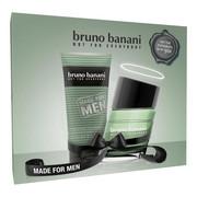 Bruno Banani Made for Men zestaw - woda toaletowa 30 ml + żel pod prysznic 50 ml Bruno Banani