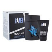 Mugler A Men zestaw - woda toaletowa 100 ml + żel pod prysznic 50 ml Mugler