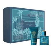 Versace Eros zestaw - woda toaletowa 30 ml + żel pod prysznic 50 ml Versace