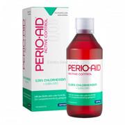 Dentaid PERIO-AID Active Control 0,05% CHX - płyn do płukania jamy ustnej do zwalczania chorób przyzębia 500 ml