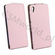 Kabura SLIM Samsung Galaxy TREND pudrowy - pudrowy Bestphone