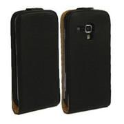Kabura SLIM HTC Desire 310 czarny - czarny Bestphone
