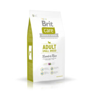 Brit Care Adult Small Breed Lamb&Rice 7,5kg