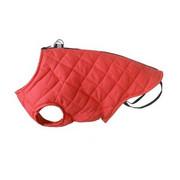 Chaba Kurtka pikowana z odblaskiem czerwona [rozmiar 3] 28cm + prezent CHABA