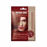 FITOKOSMETIK miedziano czerwona kremowa henna do włosów