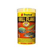 TROPICAL Krill Flake - pokarm dla rybek mięsożernych 100ml/20g - 100ml/20g Tropical