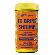 TROPICAL Fd Brine Shrimp - pokarm dla ryb 100ml/8g Tropical
