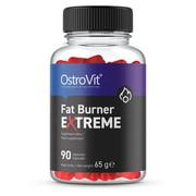 Fat Burner eXtreme, Ostrovit, 90 kapsułek
