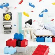 szablon malarski wielokrotny dla dzieci (5 szt.) // KLOCKI LEGO #2