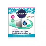 ECOZONE Tabletki do odkamieniania oraz czyszczenia pralek i zmywarek EUKALIPTUSOWE 36 szt