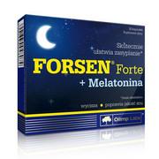 Olimp Forsen Forte z melatoniną 30 kapsułek - zdjęcie 2