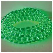 Wąż świetlny LED ROPELIGHT 2 LINE zielony 1m Horoz - Zielona Horoz