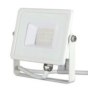 Naświetlacz LED 20W 4000K 1600lm by Samsung LED VT-20-W 443 V-TAC - 4000K \ 20W \ Biały V-TAC